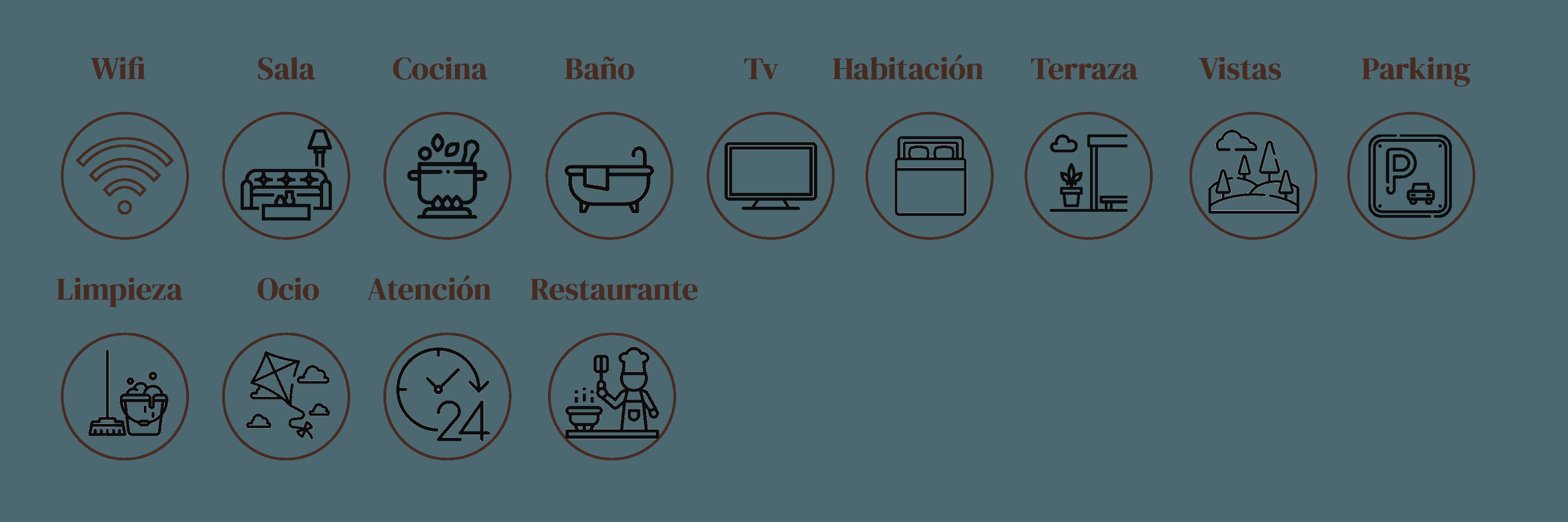 servicios casa